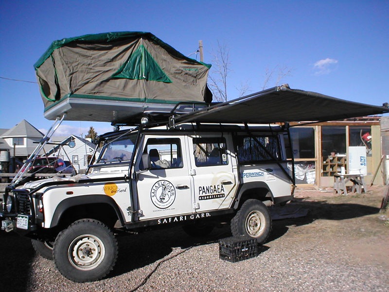 & Africa Overland | Defender | Stories and photos of overland trips
